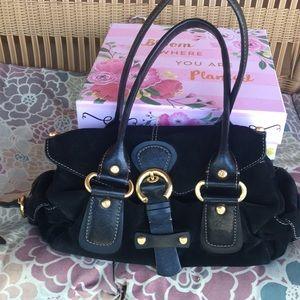 Francesca biasis Italian leather bag